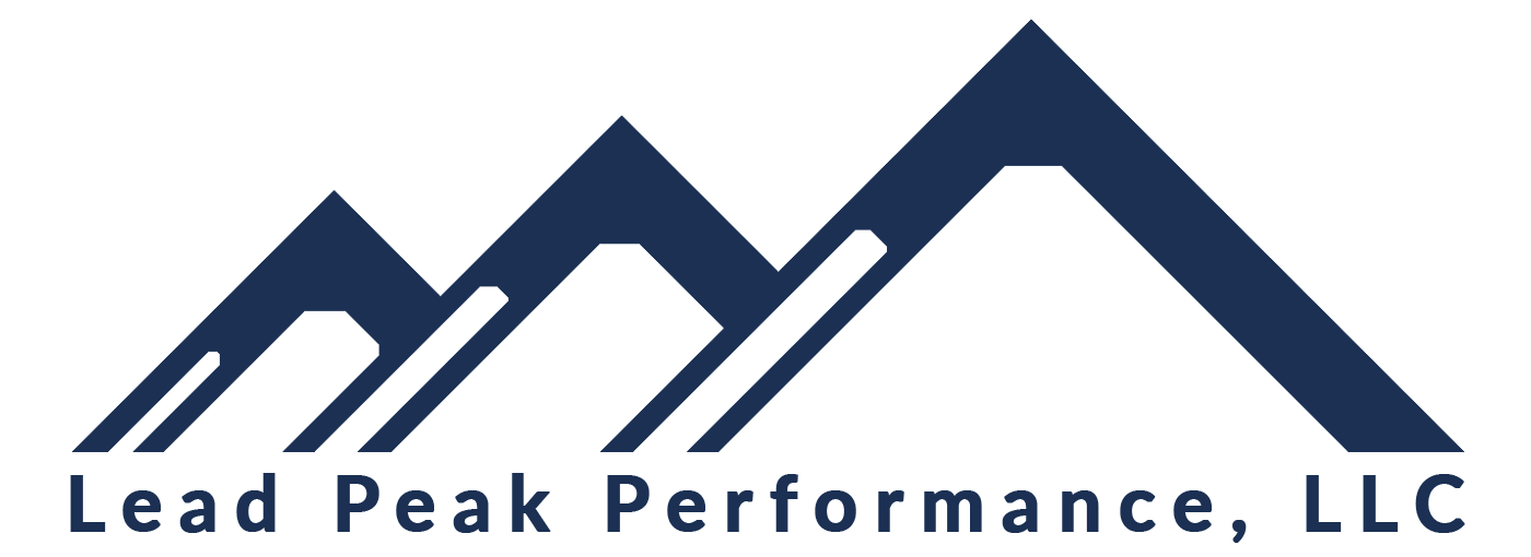 Lead Peak Performance